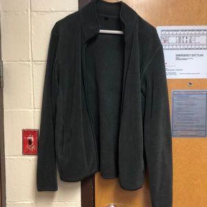 Uniqlo Fleece Zip-up Jacket